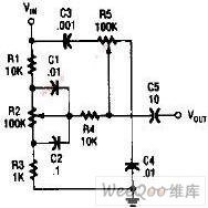 simple bass treble circuit diagram - Circuit and Schematics Diagram