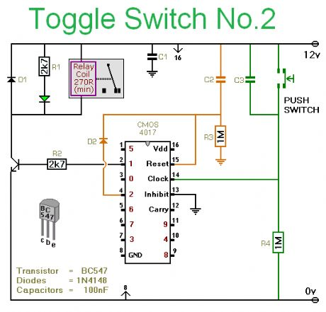 Toggle Switch No. 2