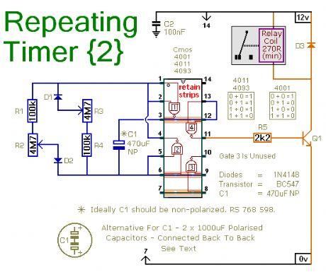 index 254 circuit diagram seekic com rh seekic com Timing Circuits Schematics Timer Relay Circuit Diagram