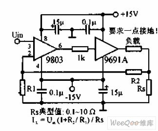 100W  lifier circuit diagram with DC 500KHZ on photoelectric wiring diagram