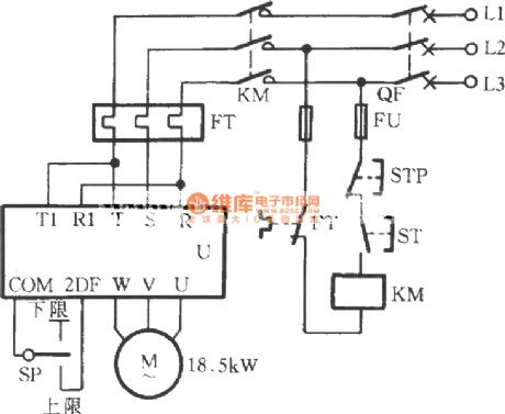 index 63 control circuit circuit diagram seekic comthe speed control circuit of electric contact pressure gauge and inverter