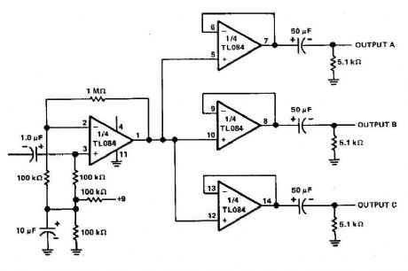 index 4 amplifier circuits audio amplifier circuit