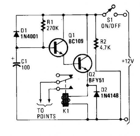 car immobilizer circuit - basic_circuit - circuit diagram ... car circuit diagram ic l9302 circuit diagram of electric car
