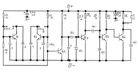 index 21 measuring and test circuit circuit diagram seekic combfo metal  detector circuit fc43dc568c
