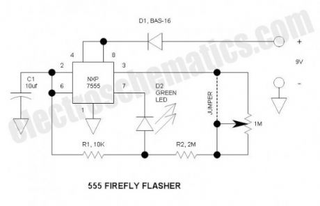 Firefly Lights Circuit