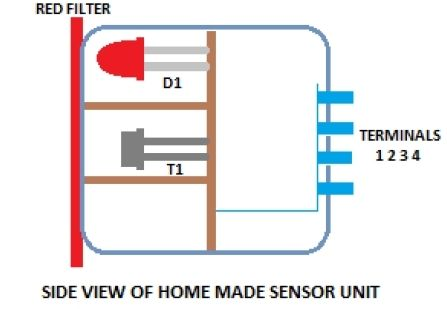 Clear Glass Sensor
