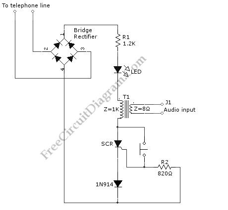 Telephone Circuit: Music On Hold