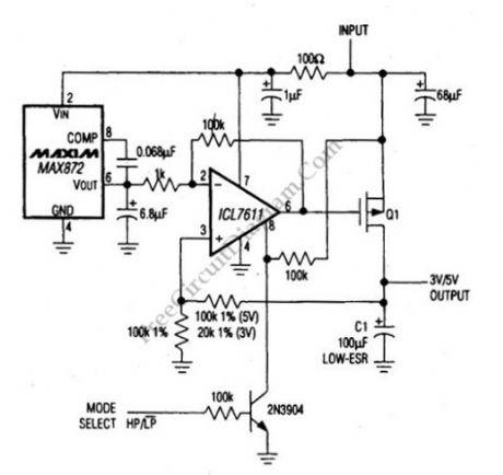 Index 48 - - power supply circuit - Circuit Diagram - SeekIC.com on xbox 360 power brick wiring diagram, xbox 360 hook up diagram, xbox one wiring diagrams, xbox 360 hdmi connection diagram, xbox one connections diagram,