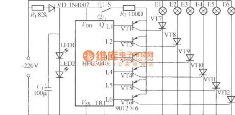 index 23 led and light circuit circuit diagram seekic com rh seekic com