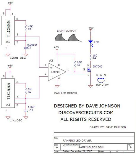 index 22 led and light circuit circuit diagram seekic com rh seekic com
