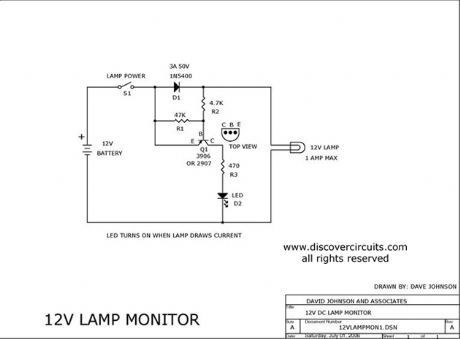 12v lamp current indicator - led_and_light_circuit ... 12v relay wiring diagram light 12v accessory wiring diagram led indicator light