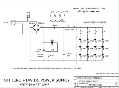Led Table Lamp Circuit Diagram ~ Best Inspiration for Table Lamp