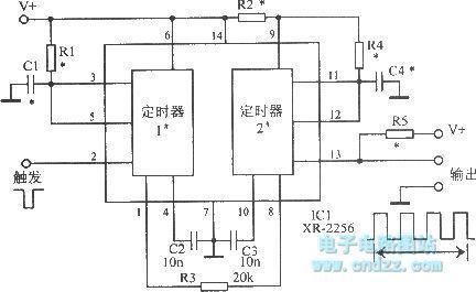 index 5 oscillator circuit signal processing circuit diagramkeying freedom multivibrator circuit