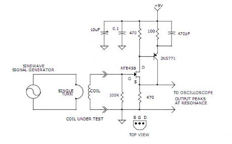 INDUCTOR SELF-RESONANCE TESTER