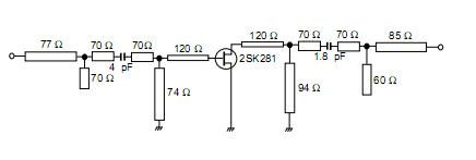NE72089 Low-Noise Amplifier