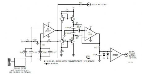 Light Receiver works from 1KHz to over 70MHz