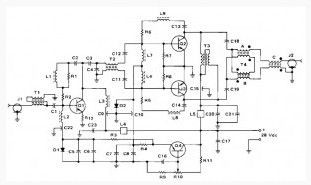 160 W (PEP) Broadband Linier Amplifier