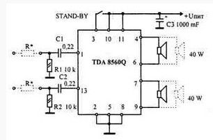 index 15 amplifier circuit circuit diagram seekic com rh seekic com Stereo Amplifier Kit India Amplifier and Stereo Diagrams Boats