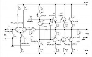 index 13 amplifier circuit circuit diagram seekic com14w Stereo Power Amplifier Circuit Based Tda8552 #18