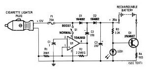 Chevy 3500 Vs Ford 250 in addition Index145 further All p5 in addition Electroschematics   wp Content uploads 2009 11 lead Acid Battery Charger further Pierce Xtal Oscillator Circuit Using. on circuit diagram of 12v battery charger 11