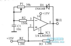 Simplest adjustable duty cycle oscillator
