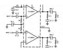 4W Stereo Amplifier using LM2877