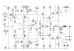 65W Power Amplifier using HEXFET