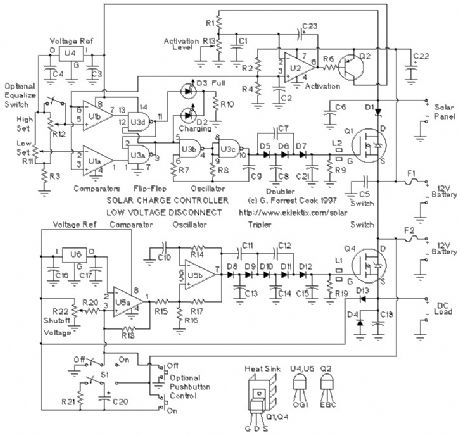 index 21 - control circuit - circuit diagram