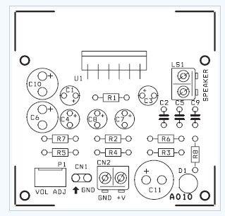 amplifier circuits-audio - amplifier circuit