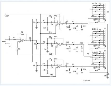 Amplifier Circuits-Audio - Amplifier Circuit - Circuit