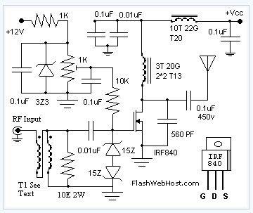 60w Bass Amplifier Circuit Diagram - Somurich com