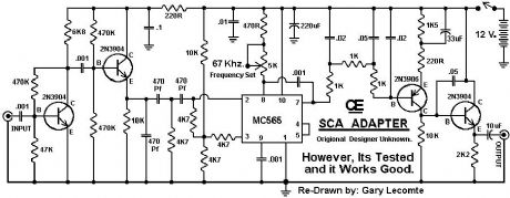 An SCA Adapter