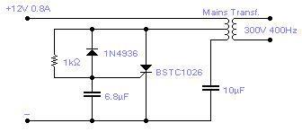 scr inverter basic_circuit circuit diagram seekic comScr Mini Power Inverter #3