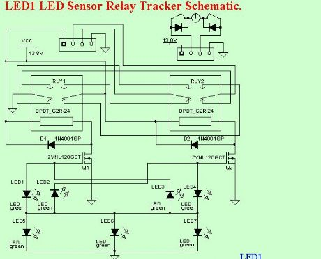 LED1 LED Sensor Relay Tracker Schematic - Control_Circuit ...