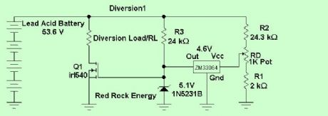 Diversion Charge Controller