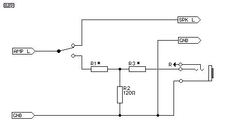 Schematic for One Channel