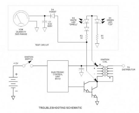 Troubleshooting Automotive Ignition Systems
