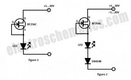 Wide Voltage Range LED