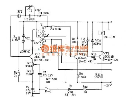 High-frequency signal generator circuit