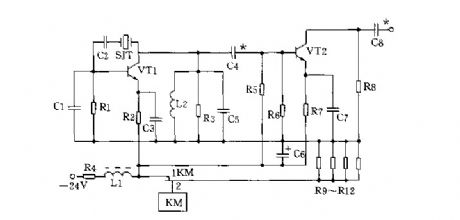 70MHz in parallel crystal oscillator circuit