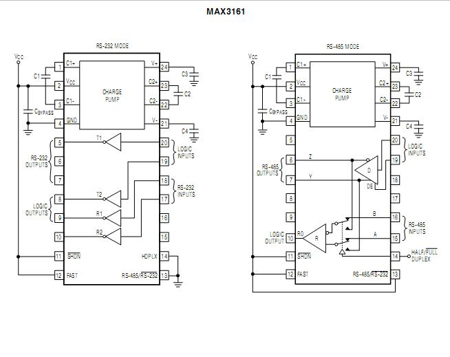 max3161 selling leads  price trend  max3161 datasheet download  circuit diagram from seekic com