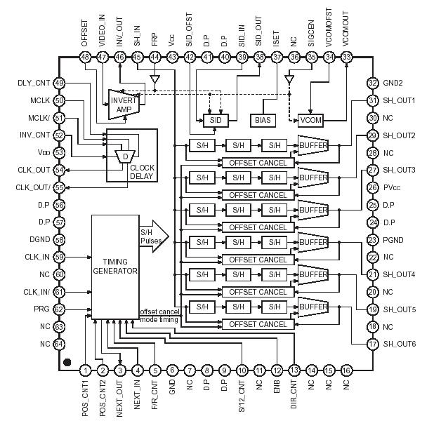cxa2112r selling leads  price trend  cxa2112r datasheet download  circuit diagram from seekic com