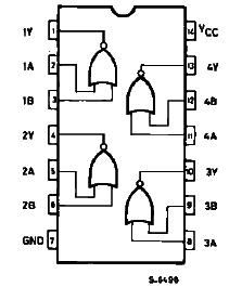 Electrical Engineering At further Datasheets furthermore Quad 2 Input Or Ic Pin Diagram likewise 7442 Datasheet PDF Fairchild additionally IC7410. on ic gates datasheet