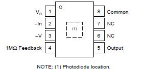 photo diode TSOP 1738 DATA SHEET datasheet