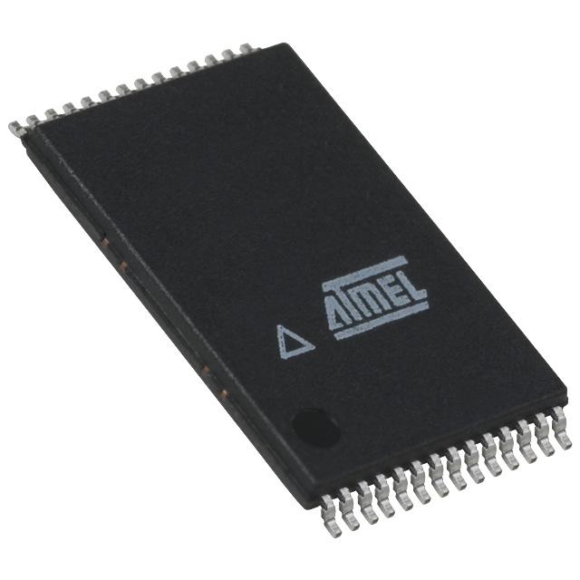 AT45DB161D-TU - интегральная микросхема Flash памяти с последовательным интерфейсом SPI от компании Atmel.