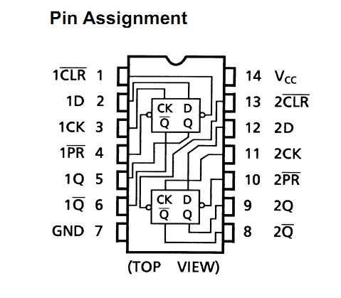 schematic diagrams and circuits with 74hc74ap on Oscillator Circuits moreover Transistor biasing in addition Am Radio Receiver Circuit Employs Fm Ic Chip further 74HC74AP further Fading Led.