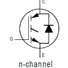 IRG4PC50UD circuit diagram