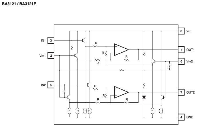 BA3121F-E2 block diagram