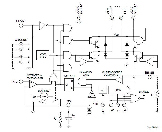 a3955sbt datasheet pdf
