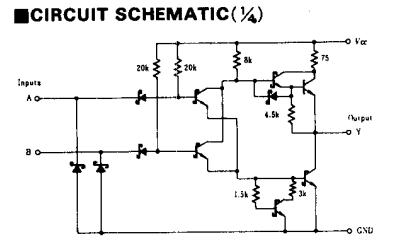 3 input nor gate circuit diagram 4 input and gate wiring With lifier circuit schematic furthermore nor gate schmitt trigger circuits